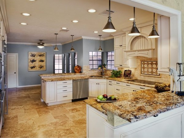 Find out the cost to remodel a kitchen so it looks like this